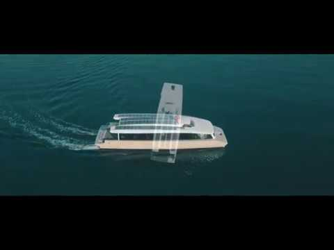52 Passenger Solar Electric Yacht