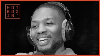 Damian Lillard | Hotboxin' with Mike Tyson