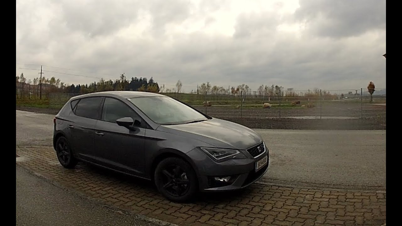 foto de Seat Leon FR 2013 2 0 TDI Review YouTube