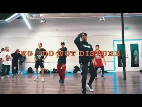 YG - Do ot Disturb | Choreo @LongLiveMso