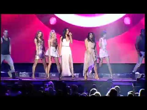 The Saturdays - Higher -Live