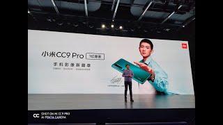 Mi CC9 Pro, Mi TV 5 lineup, & Mi Watch Launch LIVE Event - Full Specifications, Price, & more.