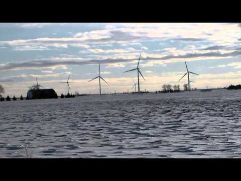 Ellington Township Residents Fear Incoming Wind Turbines