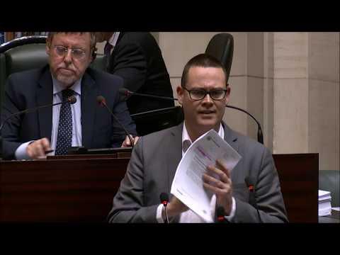 Raoul Hedebouw: «Il faut absolument résoudre les causes des migrations»