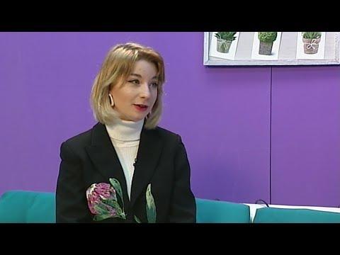 Суспільне Буковина: Про техніку вишивання гладдю - Поліна Вєрємєєва