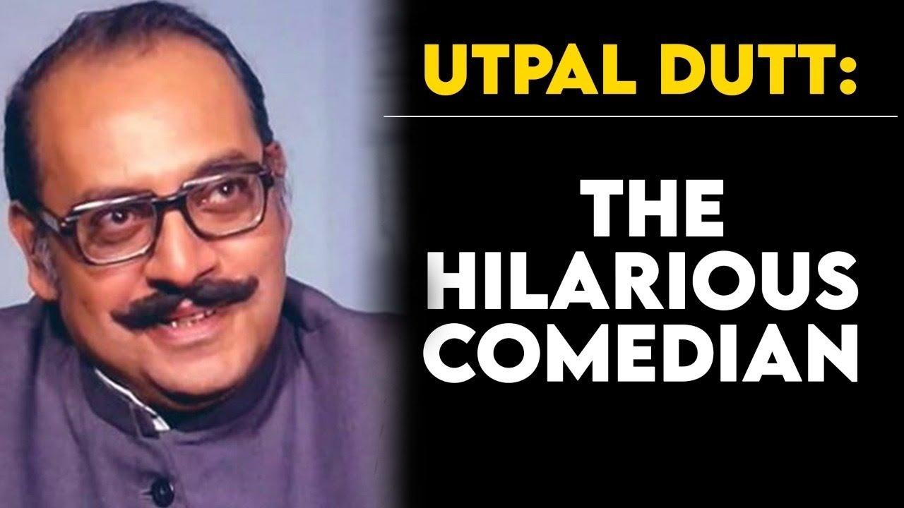 Utpal Dutt: The Master of All Trades | Tabassum Talkies