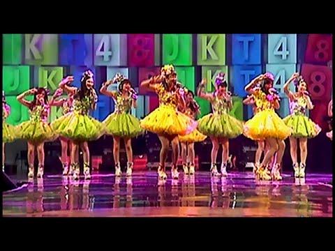 JKT48 - Kokoro no Placard & Namida Suprise @ 23rd Anniversary MNC TV [14.11.20]