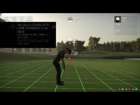 Late night Golf stream