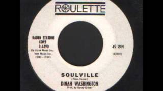 Dinah Washington - Soulville - Soul.wmv