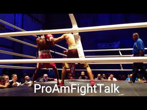 Alexandru Marin vs Juan Medina Full Fight