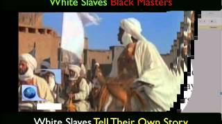 WHITE Slaves of BLACK Masters Tell Their Story