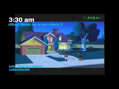 Inicio de la Era Check it 3.0 - Cartoon Network Feed Generico (4/ago/14)