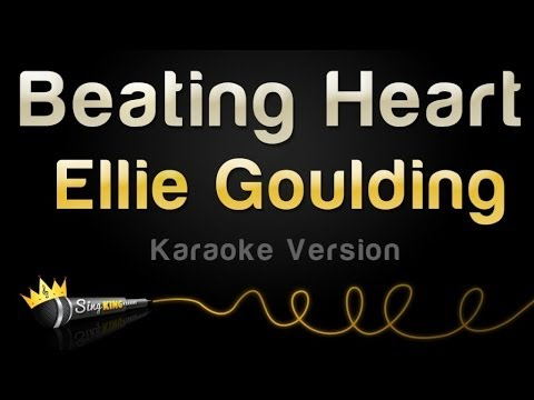 Ellie Goulding  Beating Heart Karaoke Version
