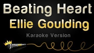 Gambar cover Ellie Goulding - Beating Heart (Karaoke Version)
