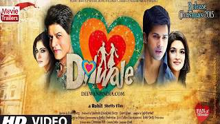 Dilwale 2 Trailer 2017 Teaser ShahRukh Khan HD Movie Bollywood