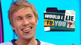 Russell Howard, Michael Buerk, Danny Baker, Anton du Beke in Would I Lie to You? | Earful #Comedy