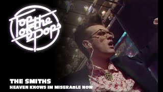 The Smiths - Heaven Knows I'm Miserable Now (Live on Top of The Pops '84)
