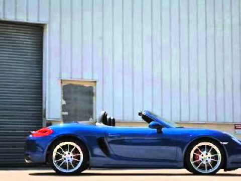 2013 Porsche Boxster Tallahassee Fl Youtube