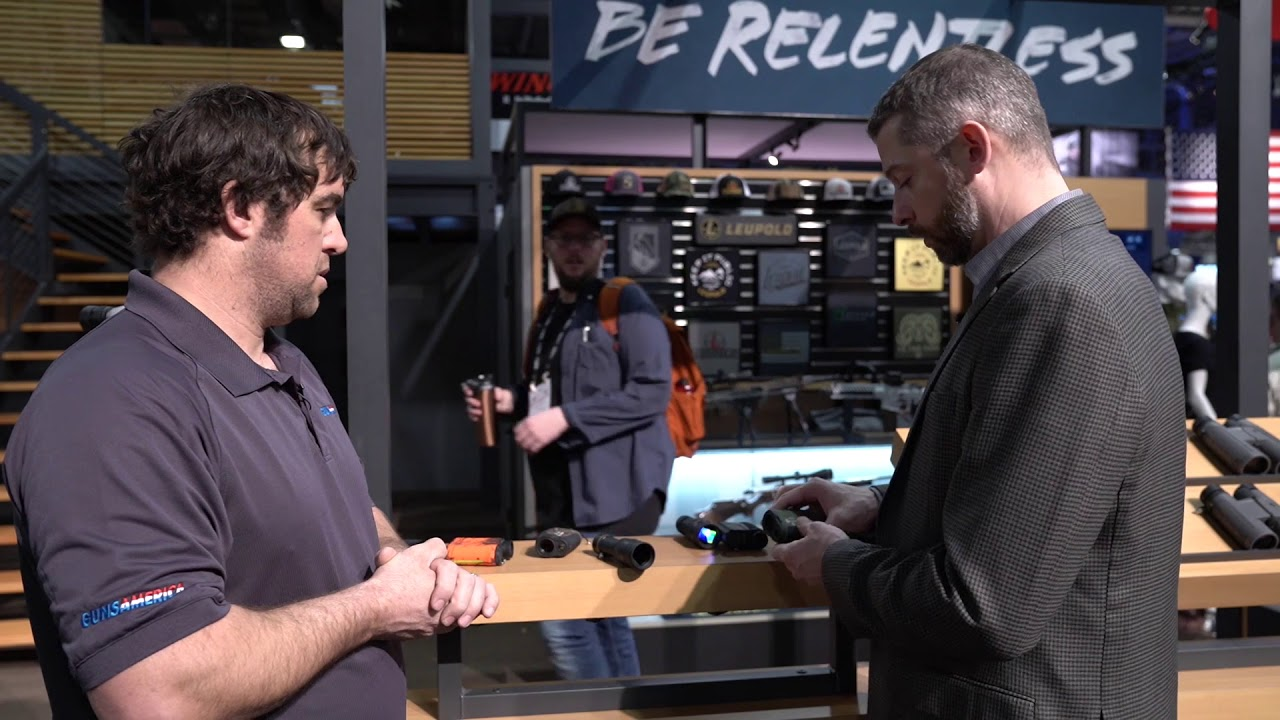 LTO Tracker Thermals, RX-2800 Rangefinder & Pro Guide Series From Leupold —  SHOT Show 2018