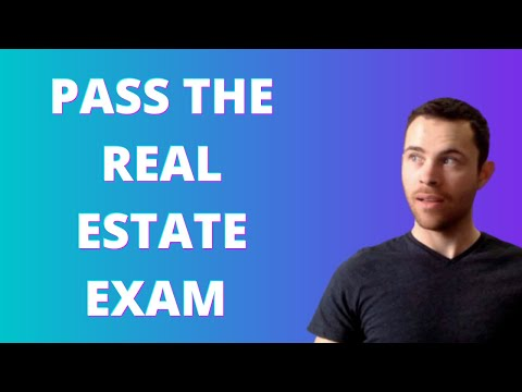 Failed Real Estate Exam? Tips to Pass