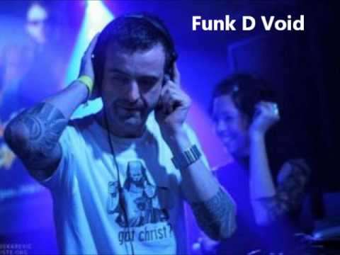 Funk D'Void - Background Techno Experience Podcast