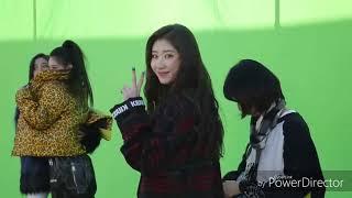 [VIETSUB] ITZY LEE CHAERYEONG - ''DALLA DALLA'' Music Video Behind