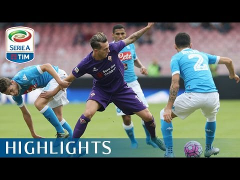 Napoli - Fiorentina 2-1 - Highlights - Matchday 8 - Serie A TIM 2015/16