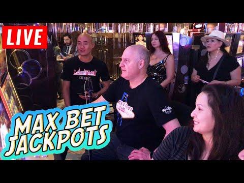 ? Tis' the Season for HUGE JACKPOT$! ?Raja LIVE in Las Vegas! ? - The Big Jackpot - 동영상