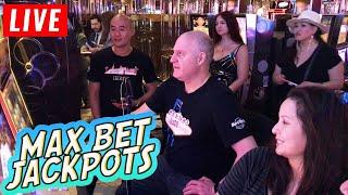 🔴 Tis' the Season for HUGE JACKPOT$! 💥Raja LIVE in Las Vegas! 🎰 | The Big Jackpot