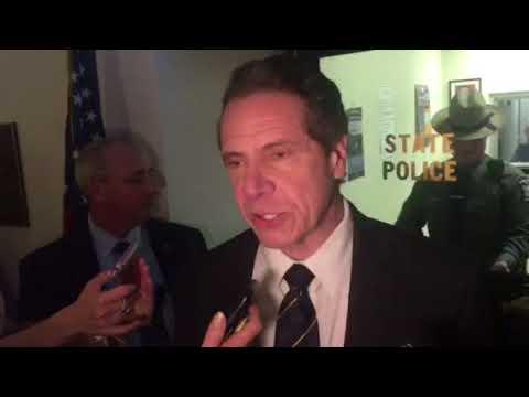 Gov. Andrew Cuomo bails out Ken Lovett