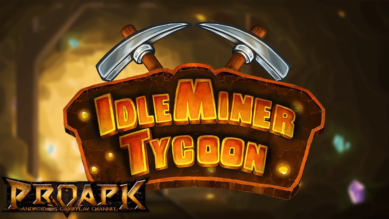 idle miner tycoon mod apk free money