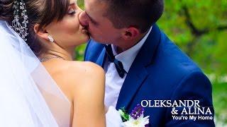Wedding day Oleksandr&Alina Видеограф в Черкассах. Видеооператор, Свадебная съемка Черкассы
