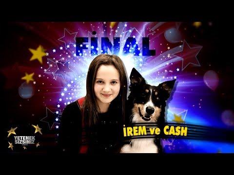 Irem and Cash   Animal Showi   Final   Got Talent Turkey 5. Sezon