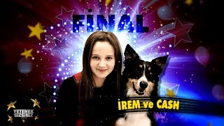 Irem and Cash | Animal Showi | Final | Got Talent Turkey 5. Sezon
