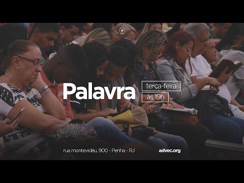 Culto da Palavra | Pr. Cláudio Gama |...
