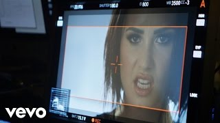 Demi Lovato - Confident (Behind The Scenes)