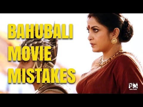 60 movie mistakes in Bahubali you may have missed