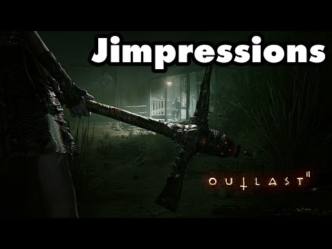 OUTLAST 2 - Christ Almighty