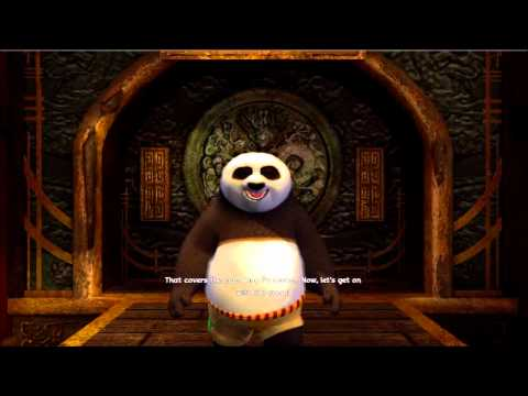 Kung Fu Panda 2 Walkthrough - Part 1 of 9 [HD][XBOX 360][Gameplay]