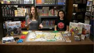 Ticket to Ride Europe Review - Starlit Citadel Reviews Season 1