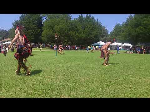 Eastern Woodlands @ Nansemond powwow 2017