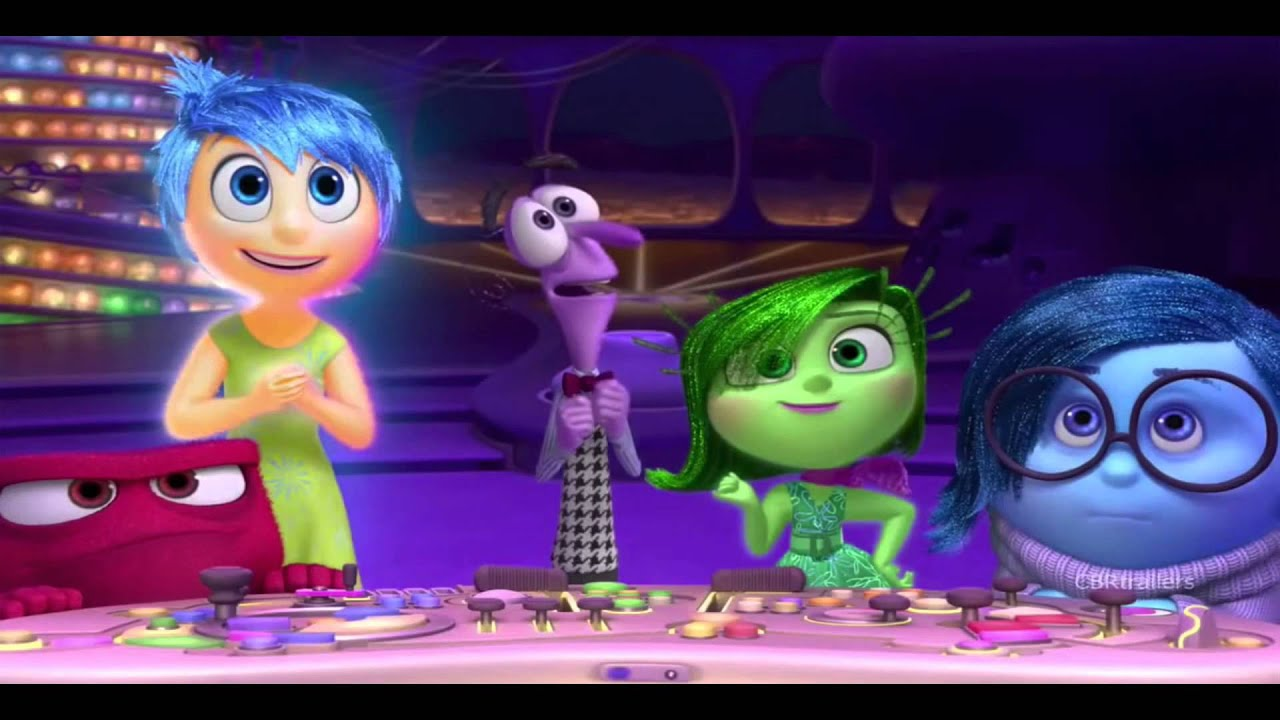 Infinity Sign Wallpaper Hd Inside Out Emotions Watch Super Mario Trailers Youtube