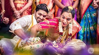 Mohith + Srilekha | Wedding Highlights | RJ Wedding Films