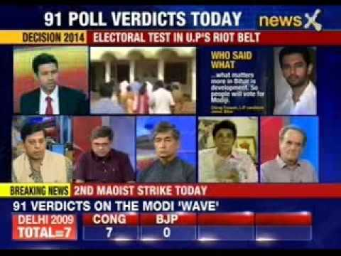 Lok Sabha Polls: Voting in Delhi, Kerala, Haryana seats