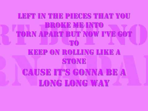 pink:- long way to happy lyrics