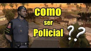 Como ser Policial No Server - Brasil Server Top