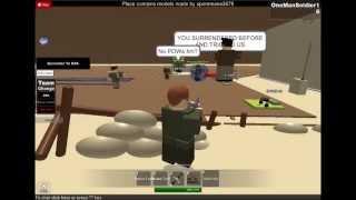 Roblox:21st D Day Battalion raids DAK:Africa