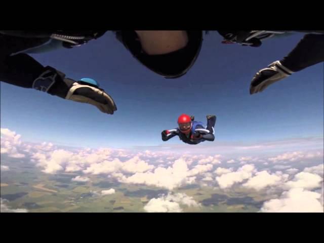 The Rachel Tapes…Skydiving at Skydive Langar