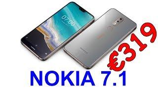 Nokia 7.1 – Смартфон среднего класса с ценой от €319 – Интересные гаджеты
