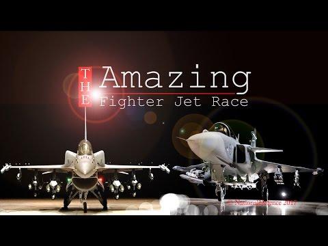 The Amazing Fighter Jet Race   Documentary On Indias Single Engine Fighter Jet Procurement Program